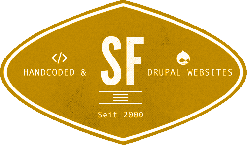 Handcoded & Drupal Websites seit 2000